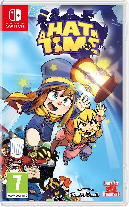 A Hat in Time for Switch