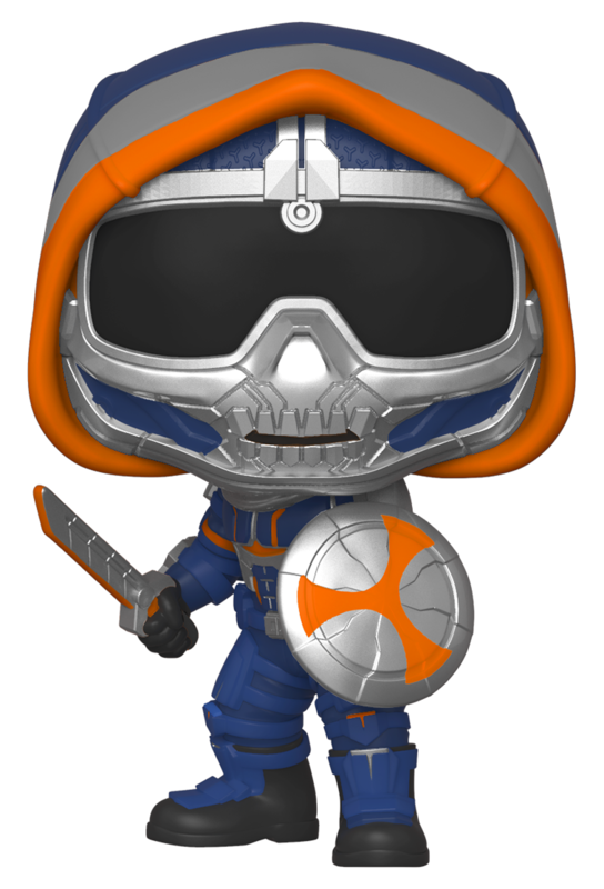 Black Widow: Taskmaster (with Shield) - Pop! Vinyl Figure