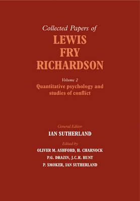 The Collected Papers of Lewis Fry Richardson image