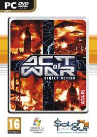 Act of War: Direct Action for PC