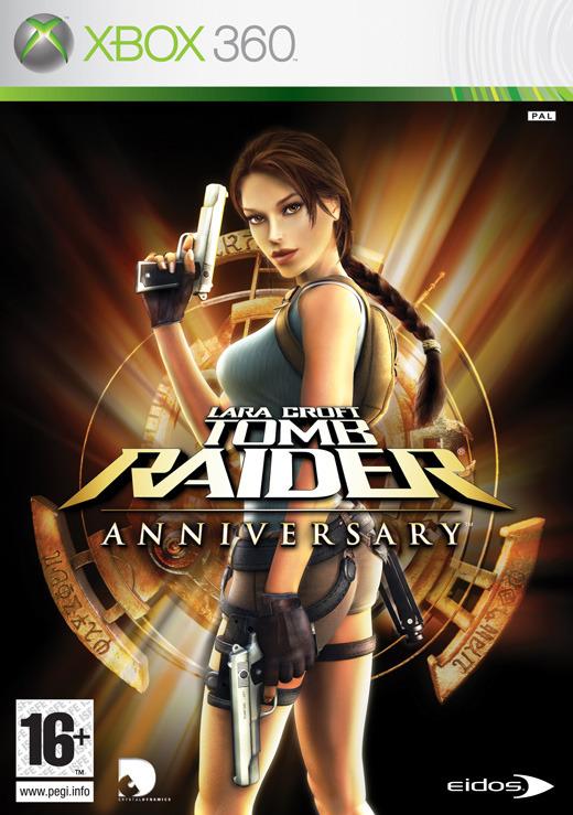 Tomb Raider 10th Anniversary (with Bonus Disc!) for Xbox 360