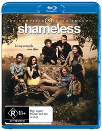 Shameless - The Complete Third Season on Blu-ray image