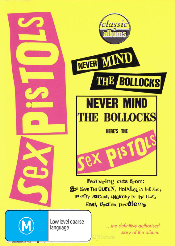 Sex Pistols - Never Mind The Bollocks (Classic Album) on