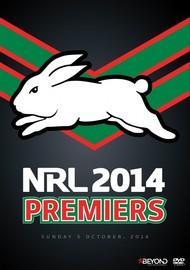 NRL Premiers 2014 Team A on DVD