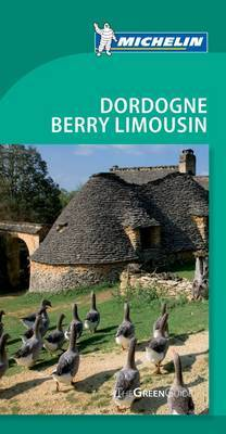 Tourist Guide Dordogne Berry Limousin: 2010 by Jonathan P Gilbert image
