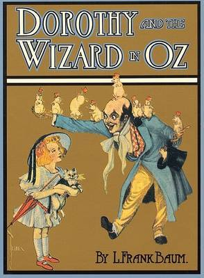 Dorothy and the Wizard in Oz by L F Baum
