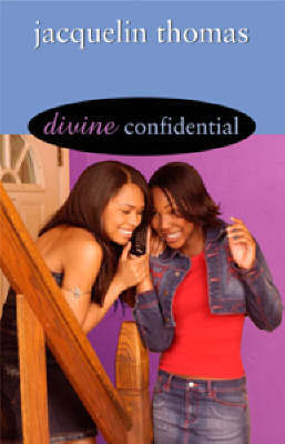 Divine Confidential by Jacqueline Thomas image