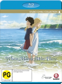When Marnie Was There on Blu-ray