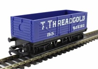 Hornby: RailRoad 'T.Threadgold' Open Wagon - LWB