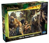 Holdson: 100pce XL Puzzle - Jungle Book