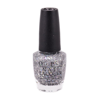 OPI Nail Lacquer - Desperately Seeking Sequins (15ml)