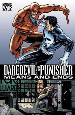 Daredevil Vs. Punisher: Means & Ends (new Printing) by David Lapham