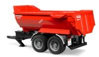 Bruder: Krampe Halfpipe Trailer for Tractors