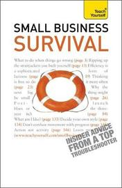 Small Business Survival: Teach Yourself by Kevin Duncan image