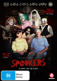 Spookers on DVD