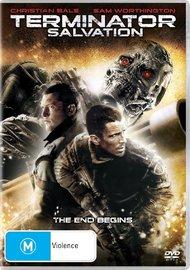 Terminator: Salvation (Single Disc) on DVD