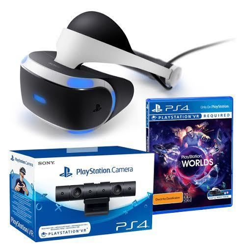PlayStation VR for PS4 image