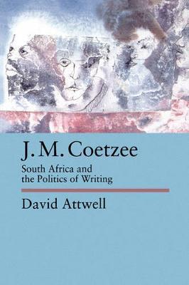 J.M. Coetzee by David Attwell image