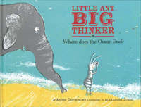 Little Ant Big Thinker by Andre Usatschow image