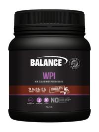 Balance WPI - Whey Protein Isolate Powder - Chocolate (750g) image