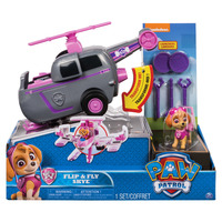 Paw Patrol: Flip & Fly Skye - Transforming Vehicle