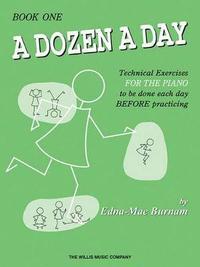 A Dozen a Day by Edna Mae Burnam