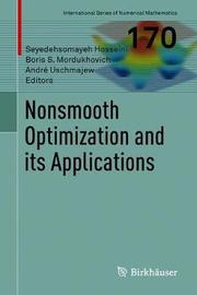 Nonsmooth Optimization and Its Applications