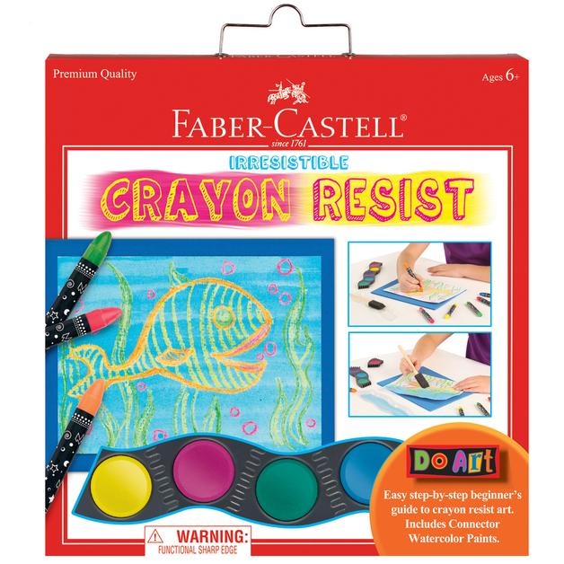 Faber-Castell: Do Art - Crayons Pack