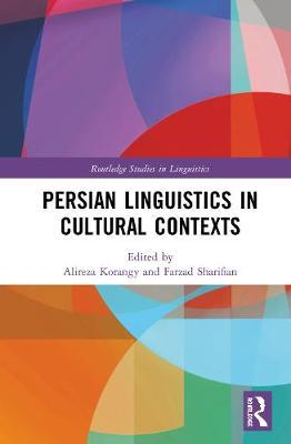 Persian Linguistics in Cultural Contexts