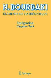 Integration: Chapitre 6 by N Bourbaki