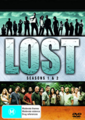 Lost - Seasons 1 And 2 (14 Disc Box Set) on DVD