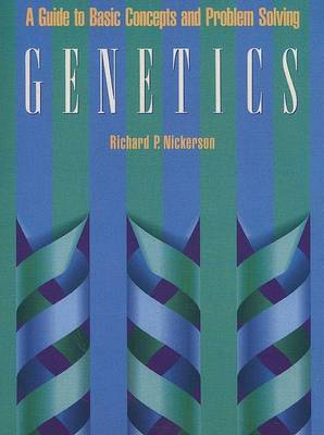 Genetics by Richard P. Nickerson image