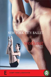 New York City Ballet Workout - Volume 2 on DVD
