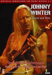 Johnny Winter - Pieces And Bits on DVD