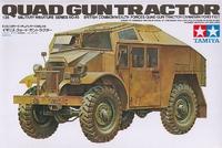 Tamiya British Quad Gun Tractor 1:35 Model Kit