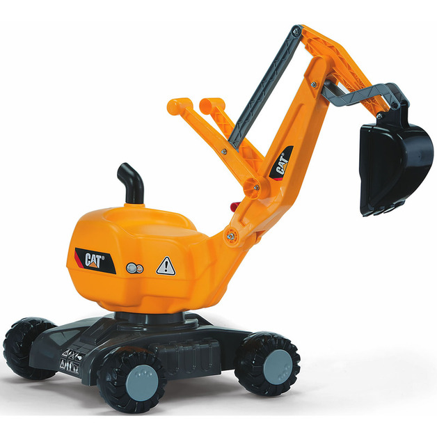 Rolly CAT Construction - 360 Digger