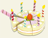 Honeybake Vanilla Birthday Cake