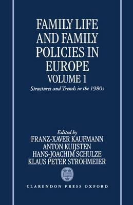 Family Life and Family Policies in Europe image