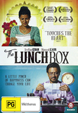 The Lunchbox on DVD
