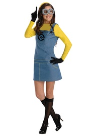 Female Minion Costume (Medium)
