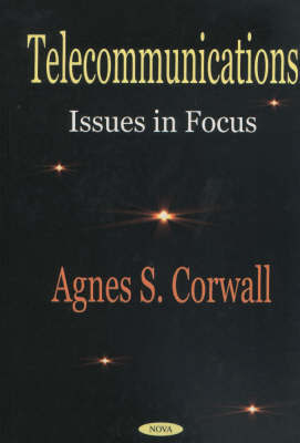Telecommunications by Agnes S. Corwall image