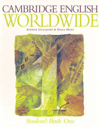 Cambridge English Worldwide Student's book 1 by Andrew Littlejohn image