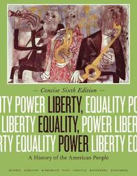 Liberty, Equality, Power by Norman Rosenberg