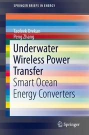 Underwater Wireless Power Transfer by Taofeek Orekan