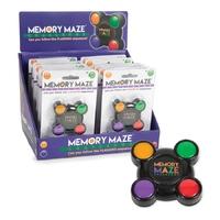 Memory Maze - Challenge Game