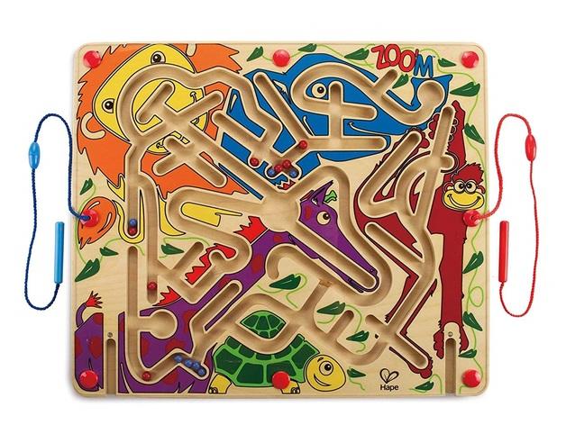 Hape: Zoo'm - Magnetic Maze