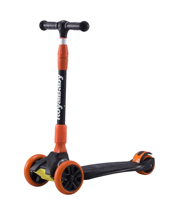 RoyalBaby: Premium Folding Scooter - Archer
