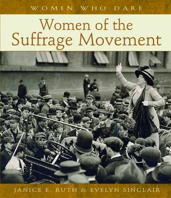 Women of the Suffrage Movement A113 by Janice E. Ruth image