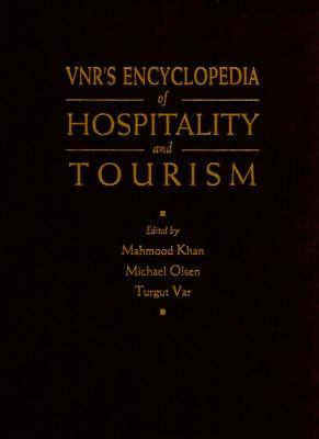 VNR's Encyclopedia of Hospitality and Tourism image