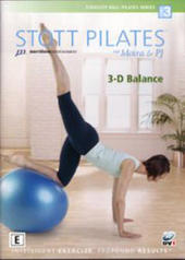 Stott Pilates: 3D Balance on DVD